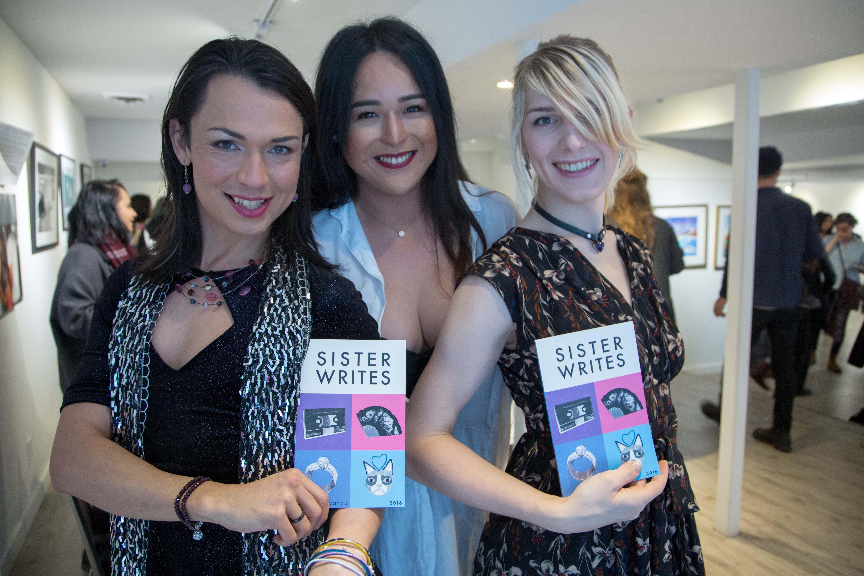 Paula, Xica, Cailin